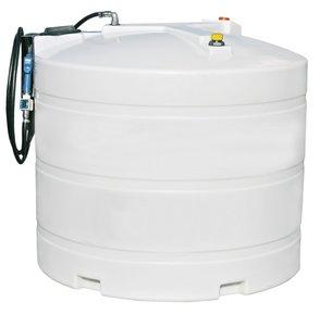 Enkelmantlade AdBlue tankar