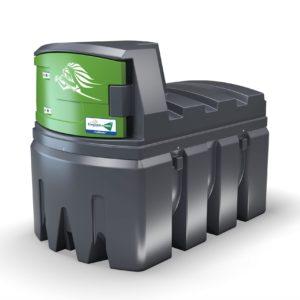 Dieseltankar 1300- 9000 liter