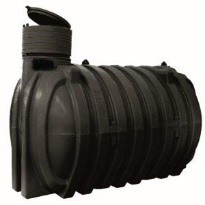 Vattentankar för installation under mark
